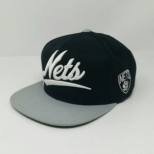 Mitchell & Ness New York Nets NYC Cap Hat